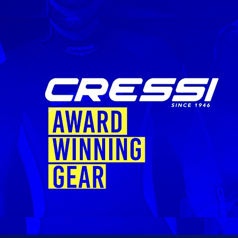 Cressi Award Winning Gear