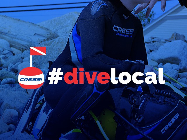 Dive Local with Cressi